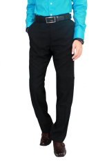 Beli Gudang Fashion Male Pant Suit Hitam Murah