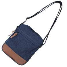 Spesifikasi Gudang Fashion Male Sling Bags Blue Gudang Fashion