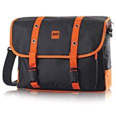 Jual Gudang Fashion Men Sling Bag Black Gudang Fashion Online