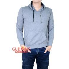 Ulasan Mengenai Gudang Fashion Pakaiaan Rajut Sweater Pria Abu Muda
