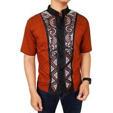 Beli Gudang Fashion Pakaian Modern Lebaran Pria Coklat Muda Gudang Fashion Dengan Harga Terjangkau