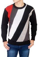 Beli Gudang Fashion Sweater Distro Hitam Kredit Banten