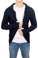 Promo Gudang Fashion Sweater Hoodie Dongker Tua