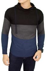 Review Terbaik Gudang Fashion Sweater Kasual Pia Hitam