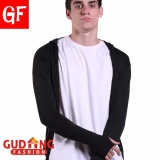 Gudang Fashion Sweater Knit Hoodie Ariel Noah Hitam Gudang Fashion Diskon