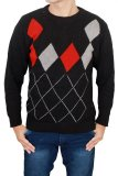 Jual Gudang Fashion Sweater Laki Laki Dewasa Hitam Antik