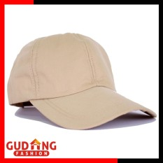 Gudang Fashion - Topi Baseball Wanita Distro - Krem