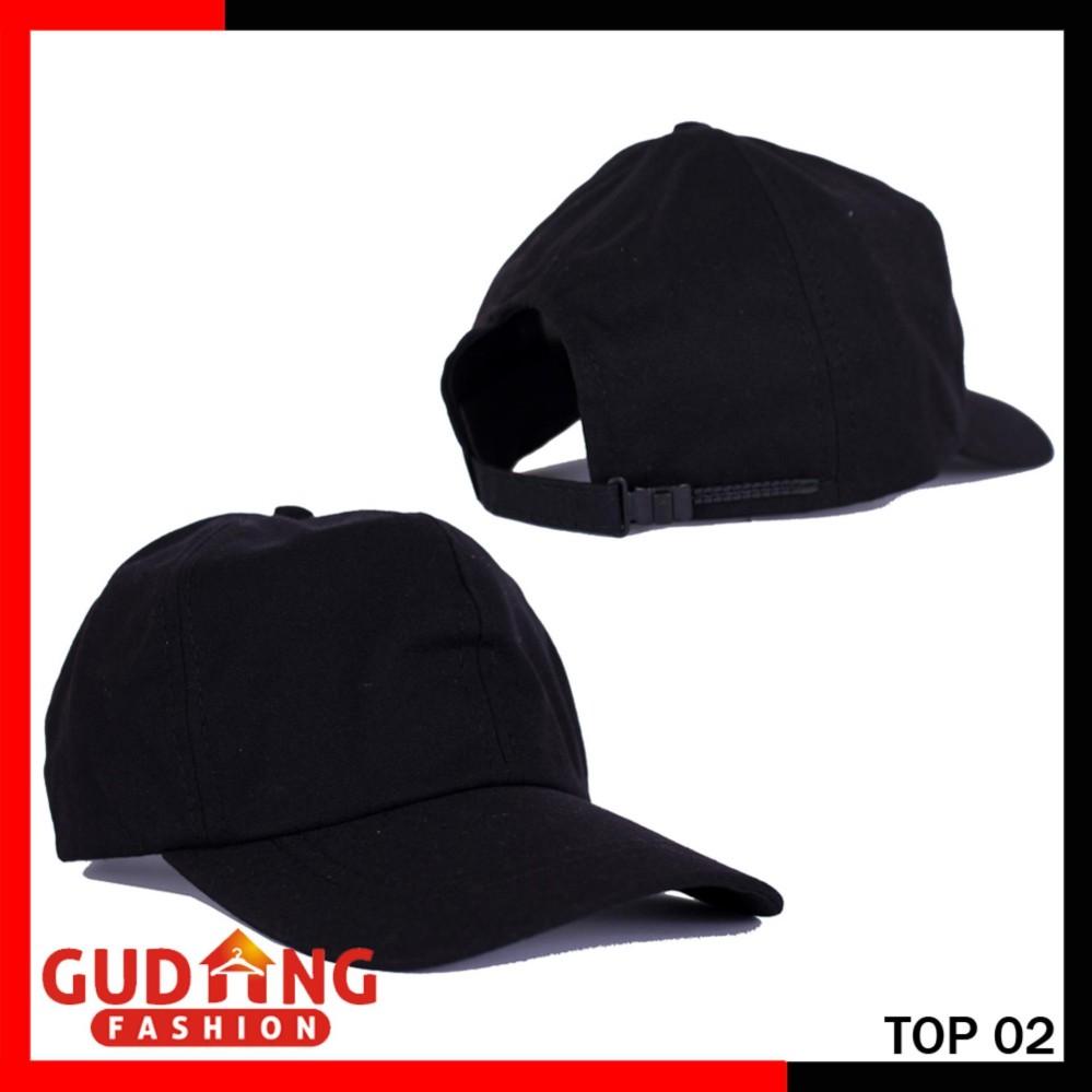 Penjualan Gudang Fashion - Topi Polos Katun Twill terbaik murah - Hanya  Rp13.461 22e98b9d2b