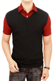 Spesifikasi Gudang Fashion Vest For Mens Suit Hitam Lengkap