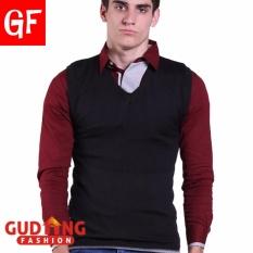 Dapatkan Segera Gudang Fashion Vest Pria Formal Hitam