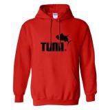 Toko Gudangclothing Hoodie Tuna Logo Merah Online