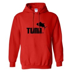 Review Toko Gudangclothing Hoodie Tuna Logo Merah Online