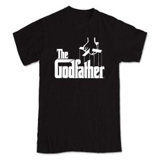 Tips Beli Gudangclothing T Shirt The Godfather Hitam Yang Bagus