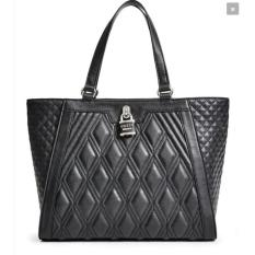Tas Wanita Original Guess Adorn Woman Shoulder Bag VY649823 - Black