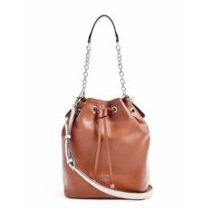 Tas Wanita Original Guess Camylle Shoulder Bag VG634130 - Cognac 5d9faada4f