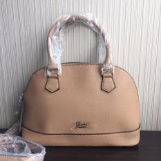 Tas Wanita Original Guess Emueshe Woman Shoulder Bag 604505 - Tan