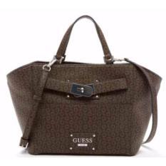 Tas Wanita Original Guess Evolve Woman Shoulder Bag SV628007 - Natural