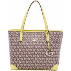 Diskon Guess Logo Geo Woman Shoulder Bag Dg456323 Citrone Guess Di Dki Jakarta