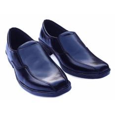 Gulliver Sepatu Formal Pria Se1 Hitam Gulliver Diskon