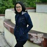 Harga Gunz Jaket Murah Parka Wanita Navy Best Seller Gnz