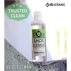 Cuci Gudang Gustans Shoe Cleaner 250Ml Pembersih Sepatu Premium