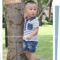 Harga Hemat Gw 126H Pakaian Anak Laki Laki Baju Setela Kaos Celana Jeans