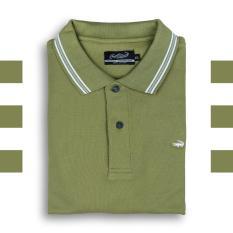 HALO Avocado - Baju Pria Crocodile Men Polo Shirt - Bahan Katun 100% Cotton - KHUSUS PENJUALAN ONLINE