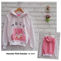 Hamster Fashion - Jaket Hoodie Wanita