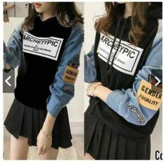 Hana Fashion * jaket ARCHETY new *