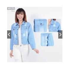 Jual fashion denim jaket murah garansi dan berkualitas  9ccbd2f615