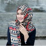 Spesifikasi Hana Hijab Instan Jilbab Kerudung Wanita Motif Batik Popy Paling Bagus