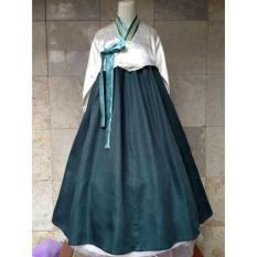Hanbok Baju Adat / Tradisional Korea - Hambok Hanbook Handbok - Ed9ugy