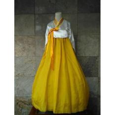 Hanbok Hambok Hanbook Hanbokh ( Baju Tradisional / Adat Korea ) - Ea2qci