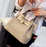 Tips Beli Hand Bag Tas Fashion Wanita Gold 367P Import Selempang Tas Korea Tali