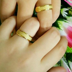 Handmade Nandhut Cincin Couple 55