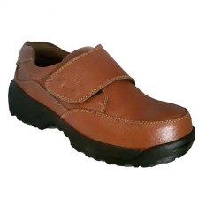Handymen 971 Dress Safety Shoes - Tan
