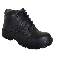 Promo Handymen 983 Boot Safety Genuine Leather Black Di Indonesia