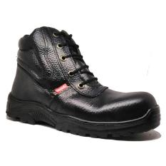 Handymen NBR 601 safety boot shoes - Black