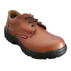 Handymen SF 02 Dress Safety Shoes Genuine Leather - Tan