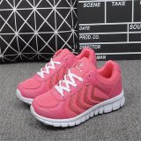 Beli Hang Qiao Fashion Wanita Sneakers Breathable Mesh Menjalankan Olahraga Sepatu Rose Intl Lengkap