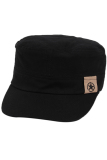 Hang Qiao Unisex Topi Caps Sport Plain Adjustable Hitam Hang Qiao Diskon 40