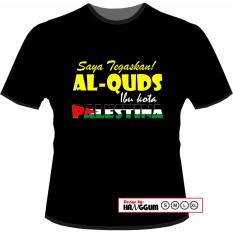 Promo Hanggum Store Kaos Palestina Al Quds Ibu Kota Palestina Akhir Tahun