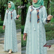 Hania Brokat dress