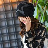 Beli Haotom Wanita Lengan Topi Kepala Topi Sorban Kurungan Cap Untuk Wanita Lady S Kepala Memakai Kain Aksesori Hitam Intl Cicilan