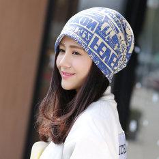 Situs Review Haotom Wanita Lengan Topi Kepala Topi Sorban Kurungan Cap Untuk Wanita China Lady S Kepala Memakai Kain Kekuatan Tinggi Hot Biru Intl