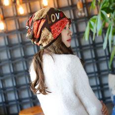 Beli Haotom Wanita Lengan Topi Kepala Topi Sorban Kurungan Cap Untuk Wanita China Lady S Kepala Memakai Kain Kekuatan Tinggi Hot Cokelat Kehitaman Intl Haotom