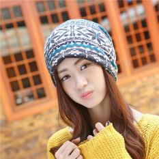 Toko Haotom Wanita Lengan Topi Kepala Topi Sorban Kurungan Cap Untuk Wanita Lady S Kepala Memakai Kain Aksesori Hijau Intl Lengkap