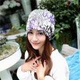 Haotom Wanita Lengan Topi Kepala Topi Sorban Kurungan Cap Untuk Wanita Lady S Kepala Memakai Kain Aksesori Ungu Intl Original