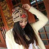 Spesifikasi Haotom Wanita Lengan Topi Kepala Topi Sorban Kurungan Cap Untuk Wanita China Lady S Kepala Memakai Kain Mm X 80Mm Untuk Merah Intl Dan Harga