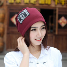Jual Haotom Wanita Lengan Topi Kepala Topi Sorban Kurungan Cap Untuk Wanita China Lady S Kepala Memakai Kain Kekuatan Tinggi Hot Anggur Merah Intl Di Bawah Harga